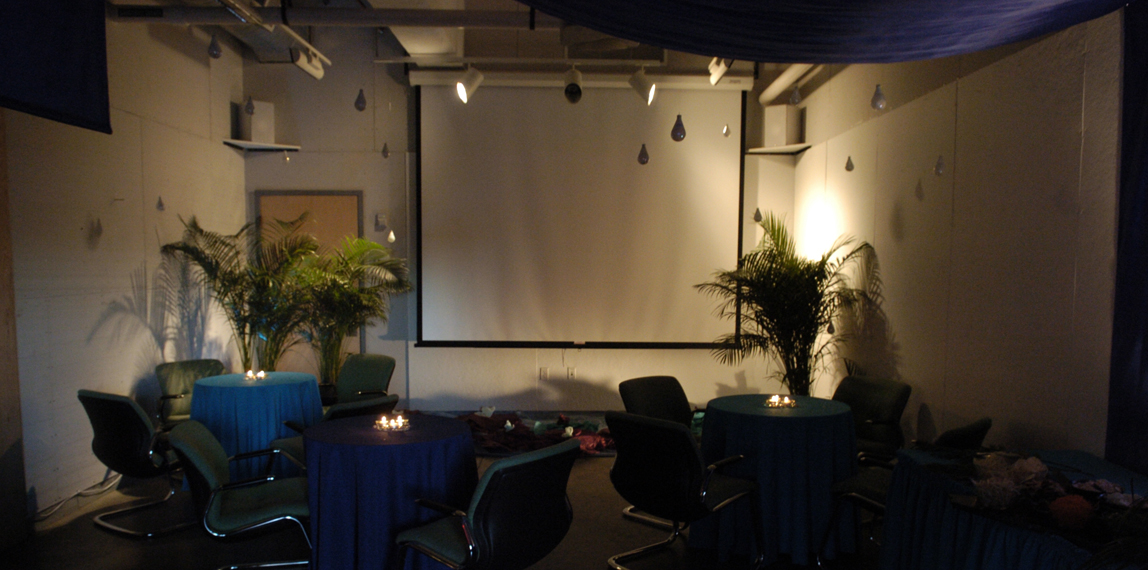 Conference room at PGC
