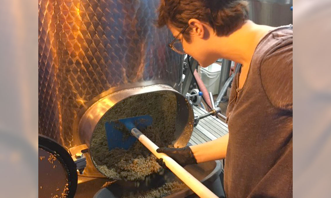PGC staff helps brew collaboration beer at Penn Brewery