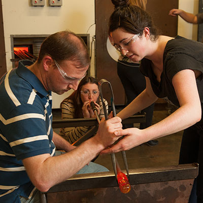 Make It a Date at Pittsburgh Glass Center