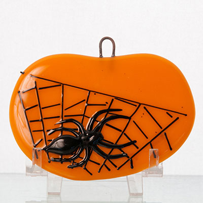 Make a fused glass pumpkin at Pittsburgh Glass Center