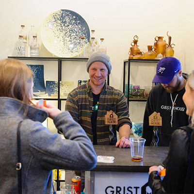 Craft beer event at Pittsburgh Glass Center