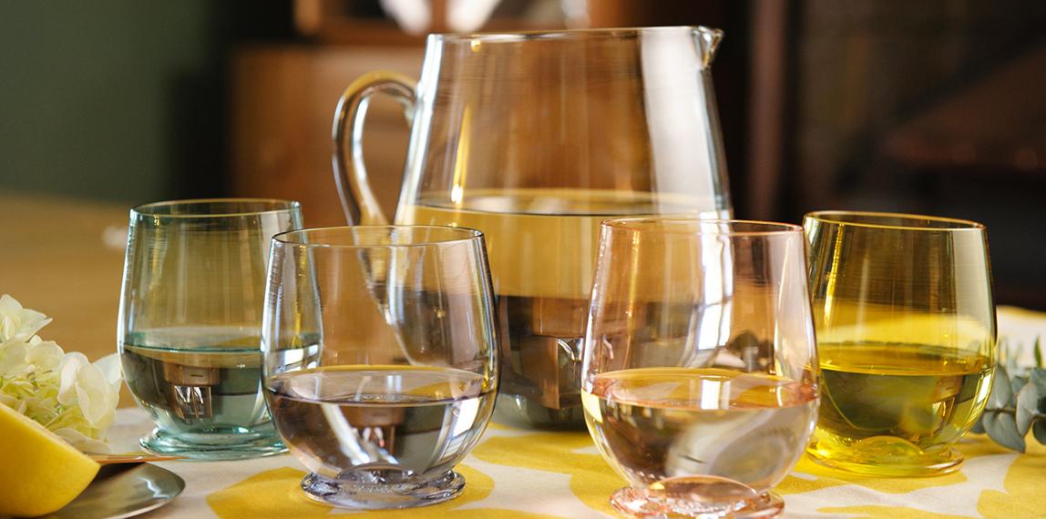 Penn/Fairmount glassware