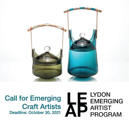 Contemporary Craft LEAP Award