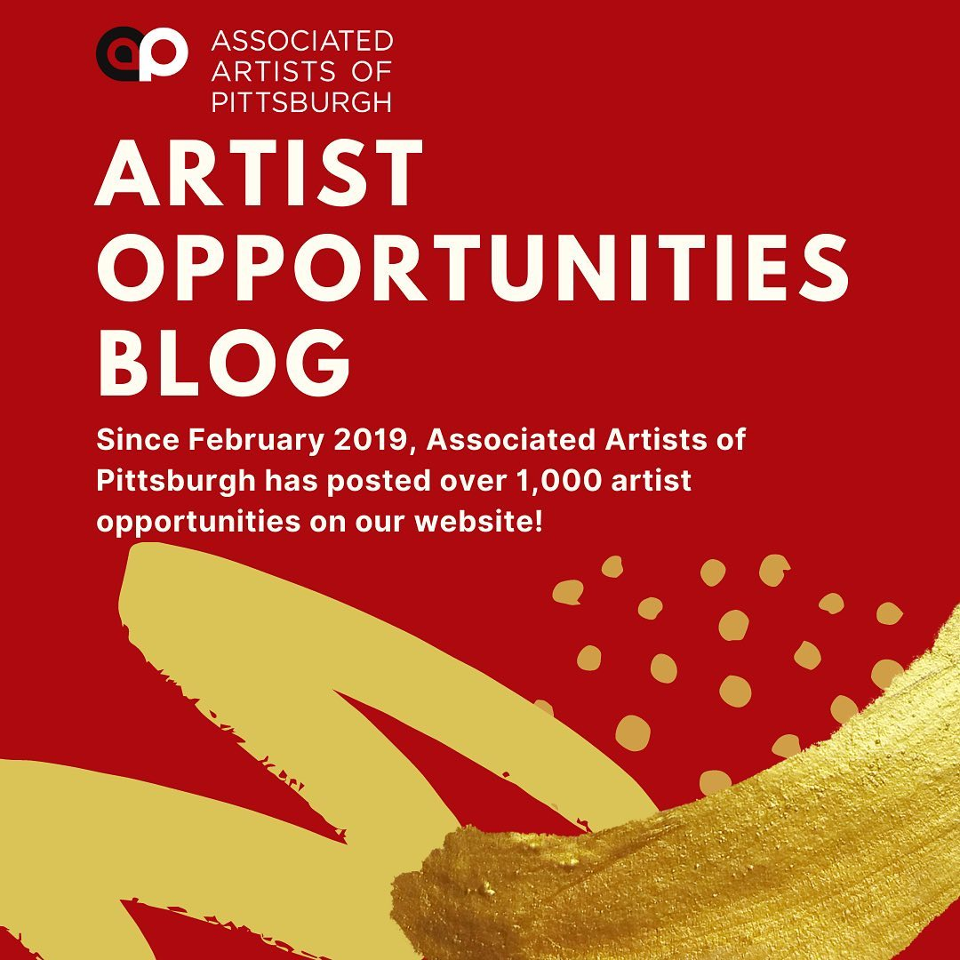 AAP Artist Opportunities Blog