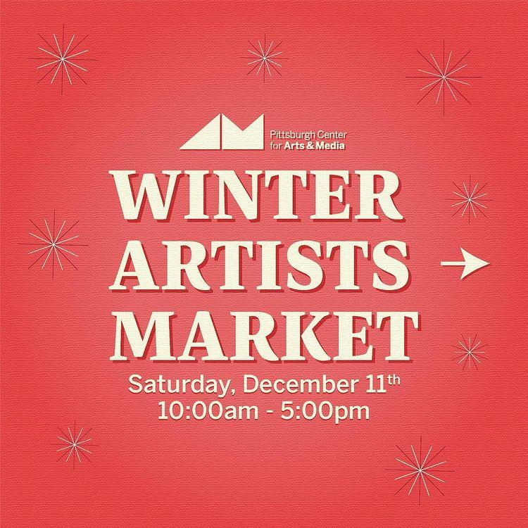 PCA&M Winter Artists Market