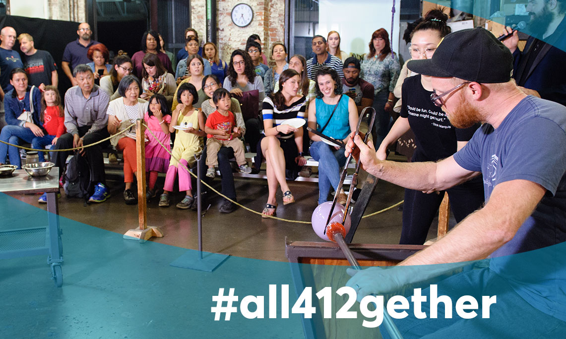 May 11–17 Designated Arts and Culture #All412gether Week in Allegheny County (pdf)