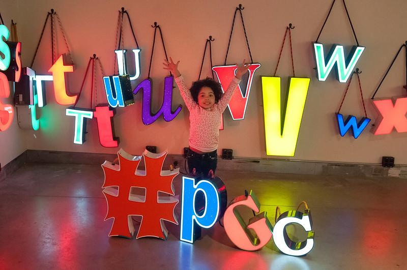 ABC exhibition fun at PGC