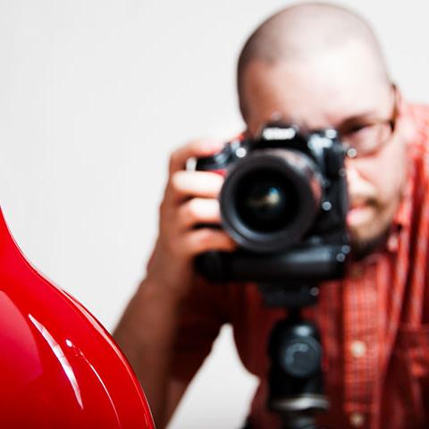 Photographer Nathan J. Shaulis of Porter Loves Creative